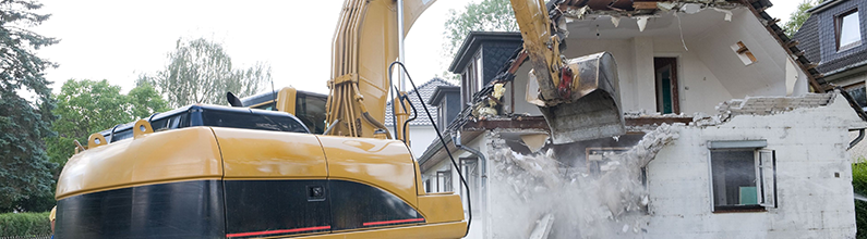 Demolition | M&G Services | Upper Marlboro, MD | 3014995618